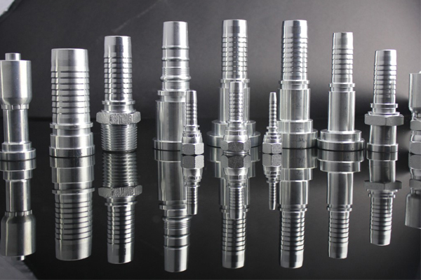 Einstecknippel für Hydraulikschlauchanschluss, 6 mm, Stecknippel