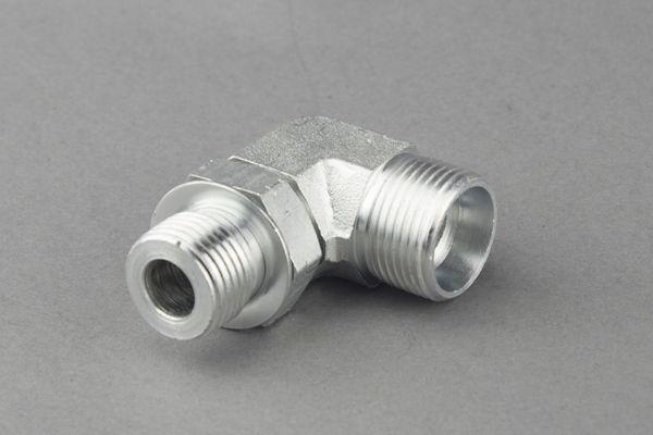 Winkel-Hydraulik-Adapter