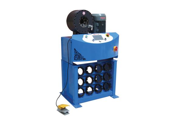 Hochdruck-Hydraulikschlauch-Crimpmaschine für die Förderung kleiner Unternehmen