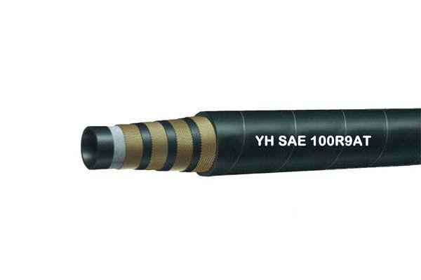 SAE-100R9AT-Schlauch